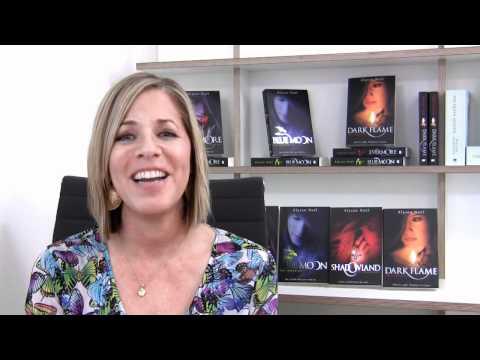 Alyson Noël talks about her Immortals series Part 1
