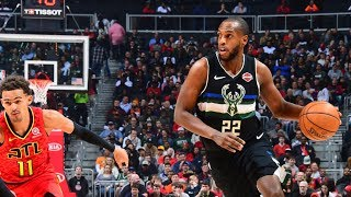 Highlights: Bucks 112 - Hawks 86 | 12.27.19