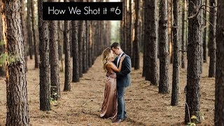 How We Shot it #6 - Brenizer Method with Bride & Groom
