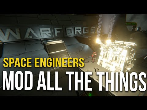 Space Engineers Exploration-  Landing the Dropship #41