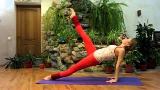 Упражнение для спины  вытяжение и укрепление online video cutter com(, 2016-01-12T14:33:32.000Z)