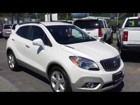 Thumbnail: 2015 Buick Encore Review at Eagle Ridge GM in Coquitlam, BC
