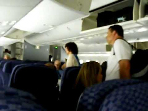 Inside 787 8 Dreamliner United Airlines S Continental