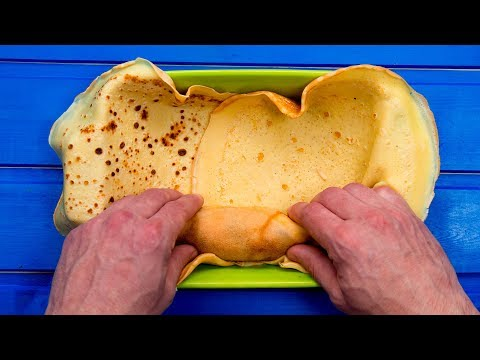 j'ai-roulé-seulement-la-crêpe.-elles-ont-été-mangées-immédiatement.-essayez-la-recette-│savoureux.tv