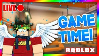 🔴 ROBLOX PLAYING ROBLOX GAMES! (maybe giveaway in bubble gum sim)
