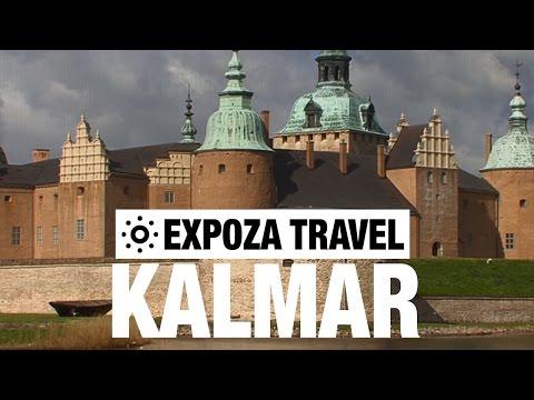 Kalmar Slott (Sweden) Vacation Travel Video Guide