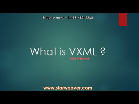 VoiceXML 2 0: A Real Standard for a Real World
