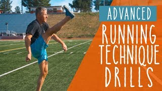 Running Technique Drills  | Advanced Drills to Improve Running Form
