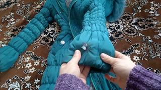 Ремонт пальто. Как замаскировать латку