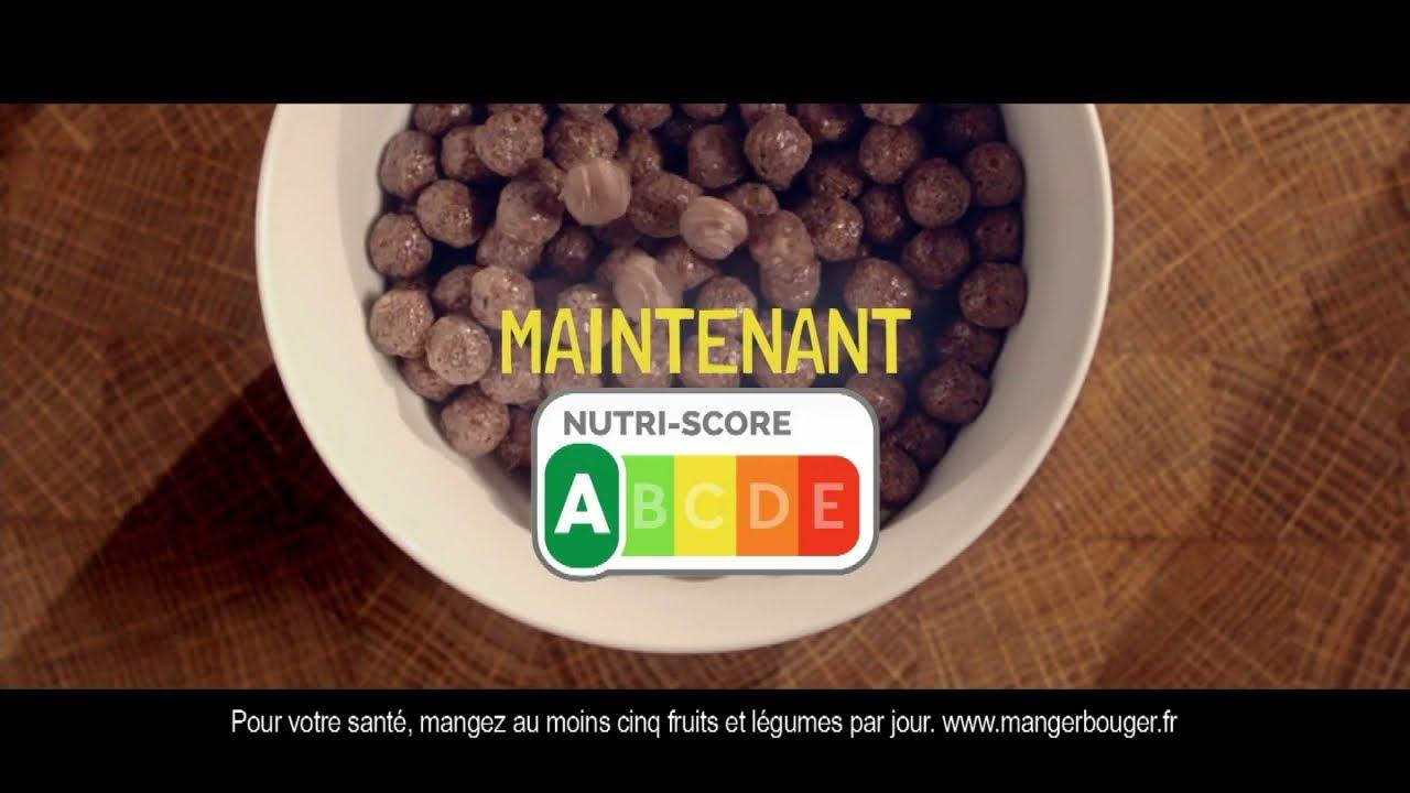 """Musique pub Nesquik Nestlé """"nutri-score A""""  2021"""