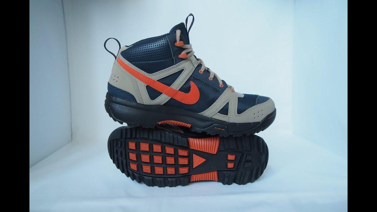 sale retailer 84cd8 9dc78 ... Обзор ботинок Nike ACG Rongbuk Mid GTX ...