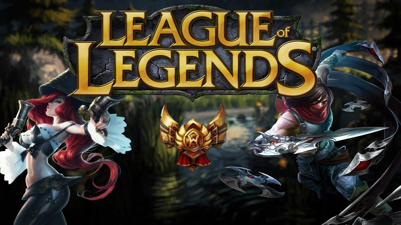 League Of Legends Ligen