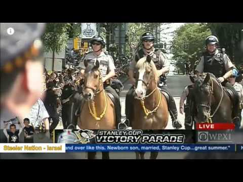 Pittsburgh Penguins 2016 Stanley Cup Championship Parade