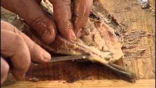Мужская Еда - 140 - Английская жаренная селедка с маслом