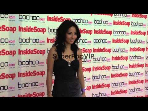 Jing Lusi at the Inside Soap Awards. Jing Lusi at One Mar...