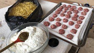 Катикли ош!!!Любимое блюдо узбеков!!!Узбекистан.Узбекская еда.