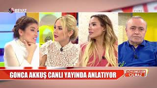 Gonca Akkuş'un ''Hülya Avşar'' eleştirisi