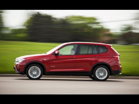watch new 2017 bmw x3 xdrive35i review youtube. Black Bedroom Furniture Sets. Home Design Ideas
