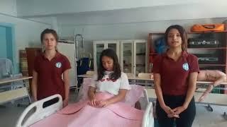 Muayene ve tetkik sonrası hastanın kıyafetlerinin çıkartılıp giydirilmesi