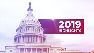 FY 2019 Capitol Campus Highlights