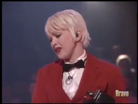Cyndi Lauper - Theres No Business Like Show Business - Live