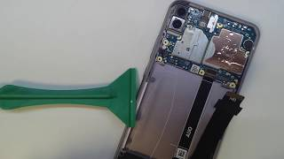 Asus Zenfone 5 ZE620KL disassembly LCD replacement