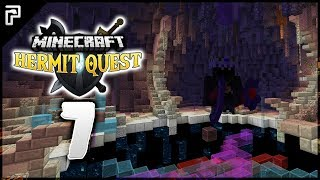 ⚔️ finally battling a dungeon boss minecraft hermit quest 7