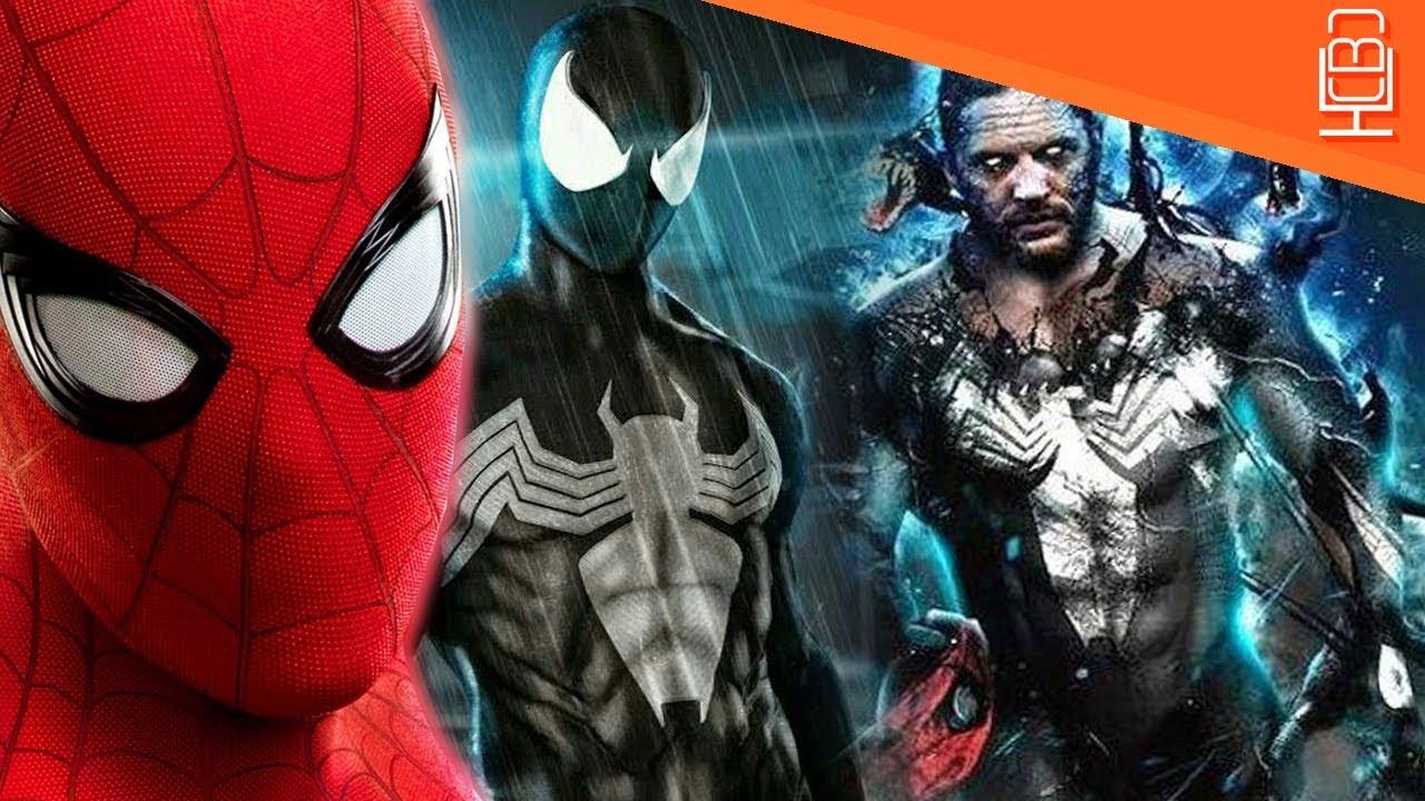 tom holland spider-man confirmed for venomjon schnepp - youtube