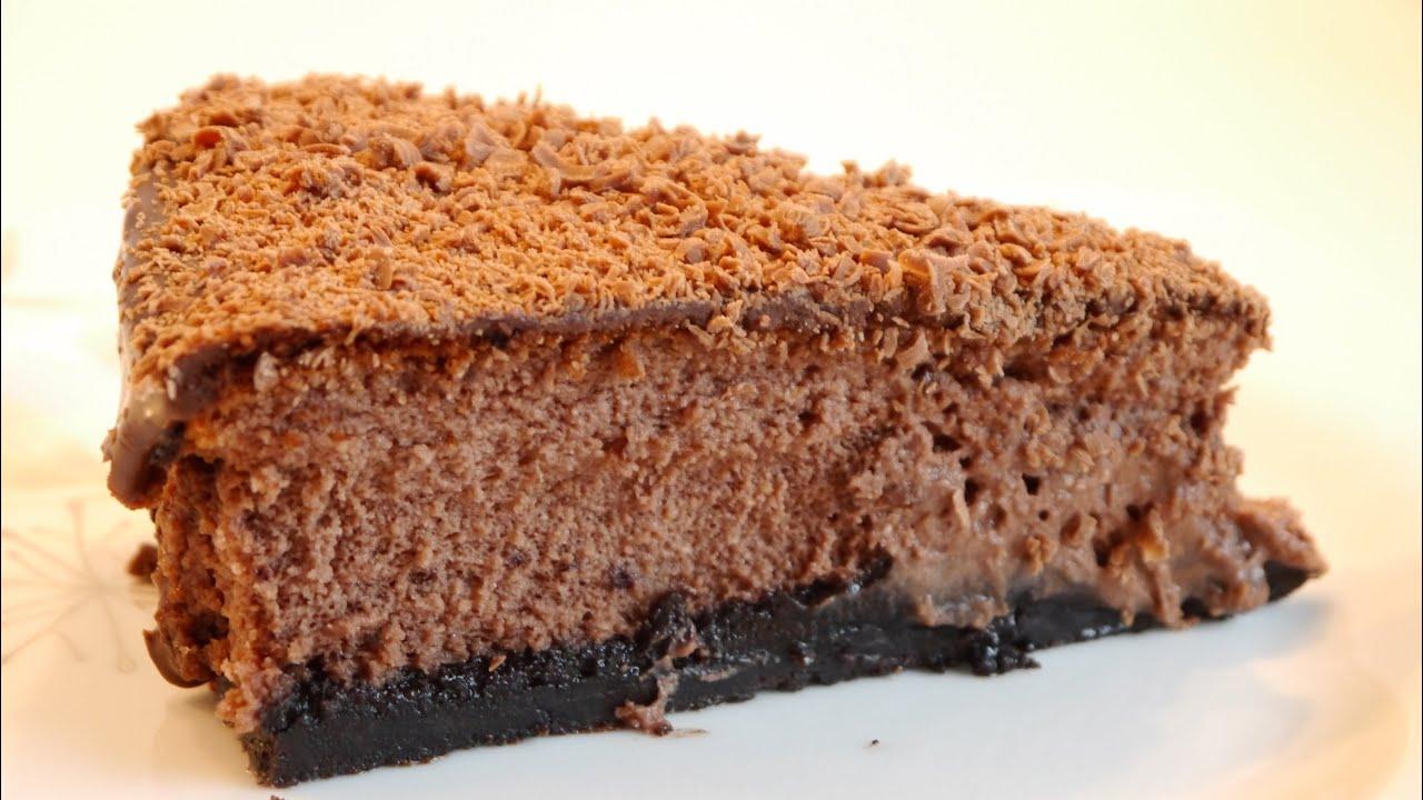 Nefis Çikolatalı Cheesecake Tarifi