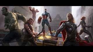 The Chainsmokers - Last Day Alive Feat. Florida Georgia Line (Marvel Cinematic Universe)