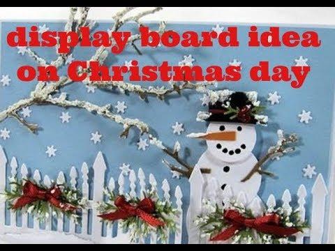 School Display Board Ideas For Winter Season Craft Ainsley Blog
