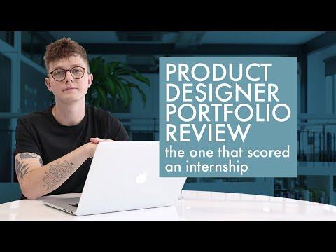 Product Designer Portfolio Review!