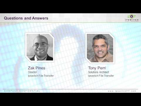 07 - Q&A with Tony Perri Solutions Architect