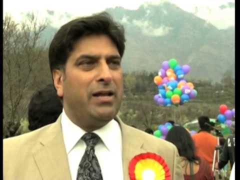 13 April, 2014 - Jammu and Kashmir Hosts Spring Festival In Asia's Largest Tulip Garden