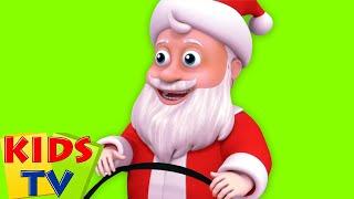 Lonceng Jingle | Natal untuk anak-anak | Lagu anak | Kids Tv Indonesia | Bayi sajak