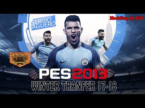 Pes 2013 Ps3 Zio Patch Winter Season 2018 - PlayStation Videos