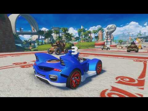 A Wee Rant - New Sonic Racing