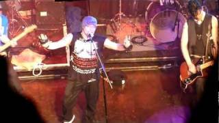 Adam Ant - Apollo 9 (live @ The Scala, London, UK - 30.04.2010)