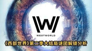 大聪看电影:《西部世界》第二季大结局,为你分析解锁所有谜团