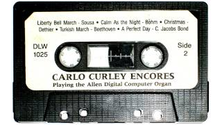 Carlo Curley Encores (analog Compact Cassette) part 4 - Andantino - Lemare