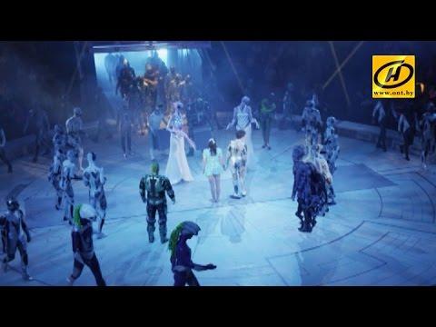 UFO. Цирк с другой планеты репортаж с репетиции шоу братьев Запашных