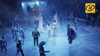 «UFO. Цирк с другой планеты»: репортаж с репетиции шоу братьев Запашных