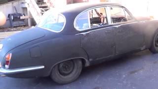 1965 Jaguar 3.8 S-Type Part 2