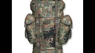 Рюкзак немецкой армии Бундесвер Bundeswehr Rucksack