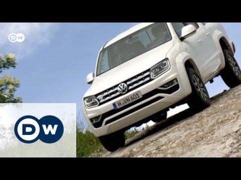 Bild: Ein Welterfolg von VW - Der PickUp Amarok, jetzt auch mit 6 Zylinder Diesel Motor
