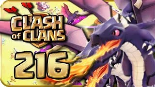 Let's Play CLASH of CLANS 216: Neuer CK gegen Asia-Clan & mein Angriff!