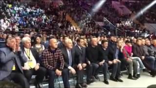 Мурат Гассиев   лебедев  видео Зара Валиева