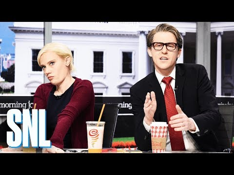 Morning Joe - Wedding - SNL