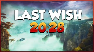 Last Wish Speedrun WR [20:28] By Luminous