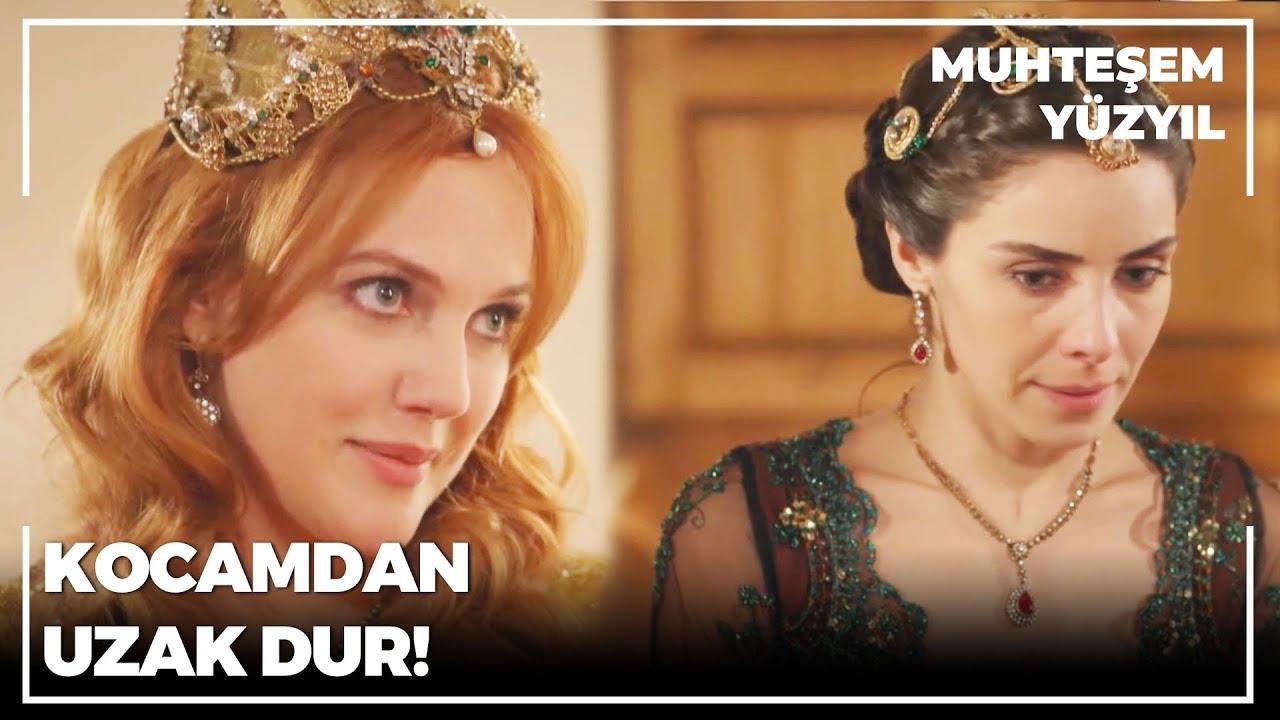 Sultan Süleyman ile Hürrem'in Evlenmesi, Mahidevranı Çıldırttı! | Muhteşem Yüzyıl